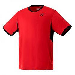 Pánske funkčné tričko Yonex YM0010 Red