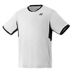 Pánske funkčné tričko Yonex YM0010 White