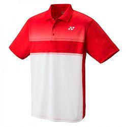 Pánske funkčné tričko Yonex YM0019 Red