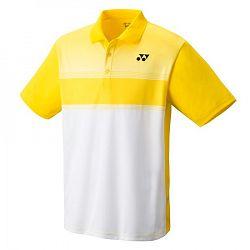Pánske funkčné tričko Yonex YM0019 Yellow