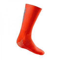 Pánske ponožky Wilson Rush Pro Crew Sock Orange