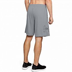 Pánske šortky Under Armour Tech Graphic Short Grey