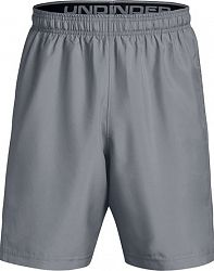 Pánske šortky Under Armour Woven Graphic Short Light Grey