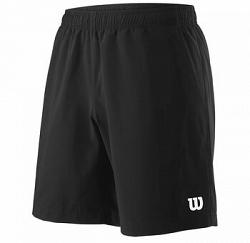 Pánske šortky Wilson Team 8 Black