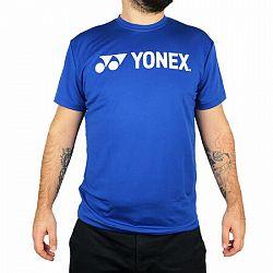 Pánske tréningové tričko Yonex Blue