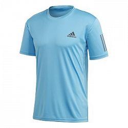 Pánske tričko adidas Club 3-Stripes Light Blue