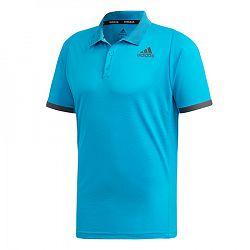 Pánske tričko adidas Freelift Polo Primeblue Blue
