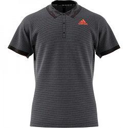 Pánske tričko adidas Freelift Polo Primeblue Dark Grey