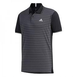Pánske tričko adidas HEAT.RDY CB Polo Black