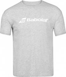 Pánske tričko Babolat Exercise Tee Grey