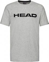 Pánske tričko Head Club Ivan Dark Grey/Black