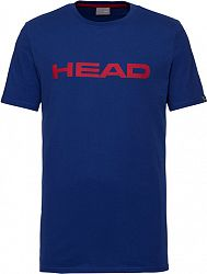 Pánske tričko Head Club Ivan Royal/Red
