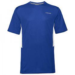Pánske tričko Head Club Tech Blue