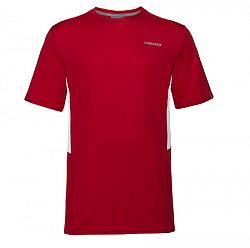 Pánske tričko Head Club Tech Red
