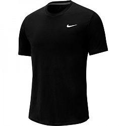 Pánske tričko Nike Court Dry Top SS Black