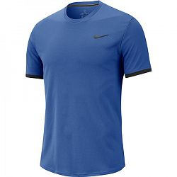 Pánske tričko Nike Court Dry Top SS Game Royal