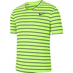 Pánske tričko Nike Court Dry Top Team GX Ghost Green