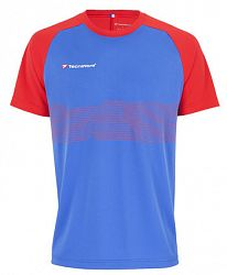Pánske tričko Tecnifibre F2 Airmesh Blue 2017