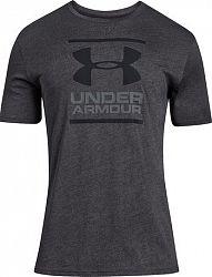 Pánske tričko Under Armour GL Foundation SS T Grey