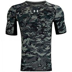 Pánske tričko Under Armour HG Armour SS čierne