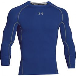 Pánske tričko Under Armour HG Compression Blue