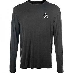 Pánske tričko Virtus Joker LS Tee čierne