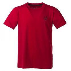 Pánske tričko Virtus Joker SS Tee červenej