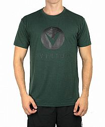 Pánske tričko Virtus Sagay Logo Tee zelené