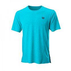 Pánske tričko Wilson Kaos UL Crew Blue