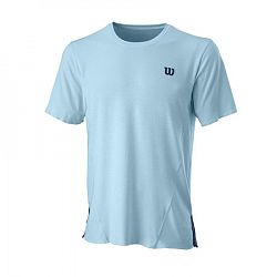 Pánske tričko Wilson Kaos UL Crew Glacier