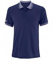 Pánske tričko Wilson Team Polo Navy