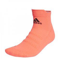 Ponožky adidas ASK Ankle UL Signal Pink