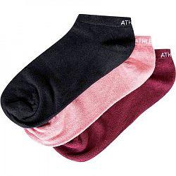 Ponožky Endurance Bonie Low Cut 3-pack