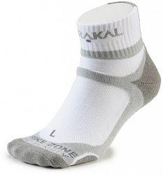 Ponožky Karakal X4 Tech Ankle White/Grey