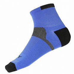 Ponožky Mizuno DryLite Race Mid modré