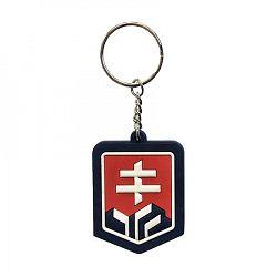 Prívesok na kľúče logo Hockey Slovakia