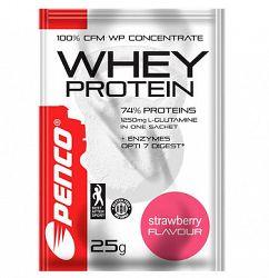 Proteínový nápoj Penco Whey Protein sáček 25 g