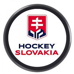 Puk Hockey Slovakia obojstranný biely