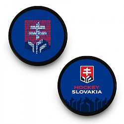 Puk Hockey Slovakia obojstranný modrý