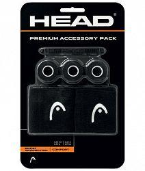Sada doplnkov Head Premium Accessory Pack Black