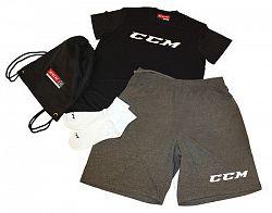 Sada tréningového textilu CCM Dryland Kit Jr