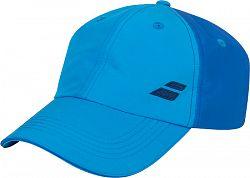 Šiltovka Babolat Basic Logo Cap Junior Blue Aster