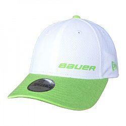 Šiltovka Bauer New Era 3930 Black/Lime Junior