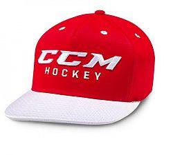 Šiltovka CCM True2Hockey Flat Brim Snapback