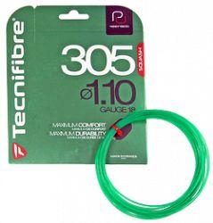 Squashový výplet Tecnifibre String 305 Squash Green 1,10 mm