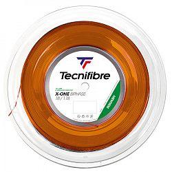 Squashový výplet Tecnifibre String X-One Orange 1,18 mm - 200 m