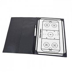Taktická hokejová tabuľa Tempish 38 x 25,5 cm