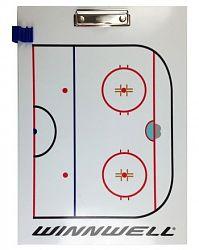 Taktická tabuľa WinnWell 42x30 cm s klipom