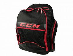 Taška na kolieskach CCM 390 Backpack Black/Red