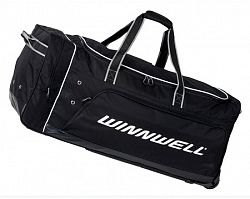 Taška na kolieskach WinnWell Wheel Bag Premium Black SR